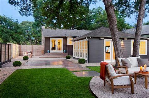 tri level house plans 1970s backyard retreat 11 inspiring backyard design ideas