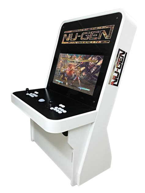 Nu Gen Upright Arcade Machine Liberty Games