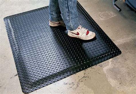 garage rubber flooring best anti fatigue mats for a garage floor all garage floors
