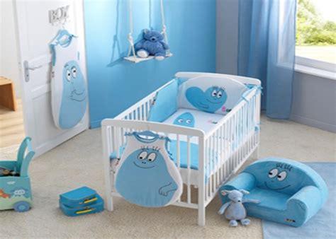 décoration pour chambre de bébé photo déco chambre bébé bleu