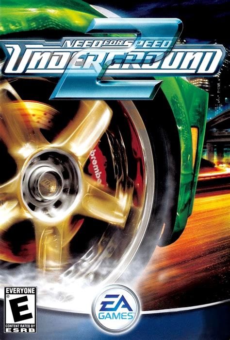 Need for Speed: Underground 2 — Вікіпедія