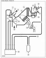 1997 Ford F350 Vacuum Diagram
