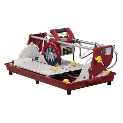 Glass Tile Cutter Harbor Freight by 7 In 1 5 Hp Bridge Tile Saw