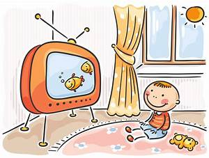 Boy watching tv clipart clipart kid 2 - Cliparting.com