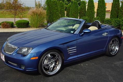 chrysler sports car convertible best 25 chrysler crossfire ideas on chrysler