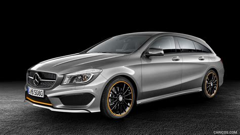 mercedes benz cla class shooting brake caricoscom