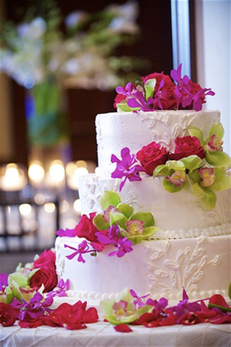 Cakes Decorated With Fresh Flowers by Collection Of Cake Decorating With Fresh Flowers Trendy