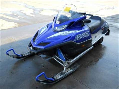 yamaha sx viper  sale  snowmobile classifieds