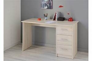 Bureau Pour Chambre : bureau de chambre bois acacia clair ~ Teatrodelosmanantiales.com Idées de Décoration
