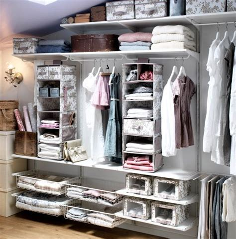 storage solution with algot shelves wire baskets trouser