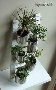 Diy Deco Recup : diy d co r cup faire une chelle pour accrocher des ~ Dallasstarsshop.com Idées de Décoration