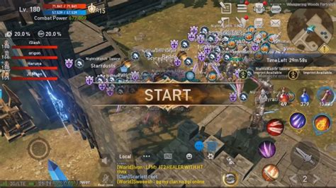 fortress siege get your clan battle ready for lineage 2 revolution s