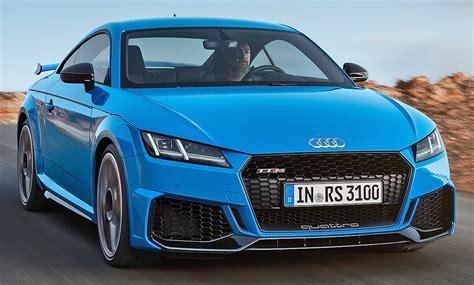 Audi A4 Facelift 2019 Motor Ausstattung by Audi Tt Rs Facelift 2019 Motor Ausstattung