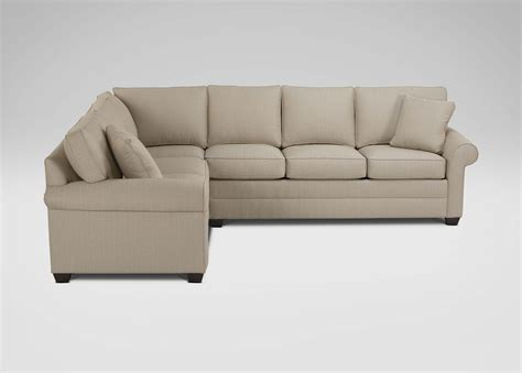ethan allen sofa with chaise ethan allen sectional sofas cleanupflorida com