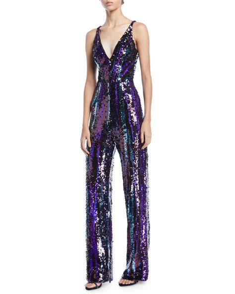 dress  population charlie brushstroke sequin sleeveless