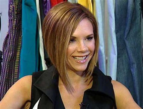 Best Victoria Beckham Bob Hairstyles