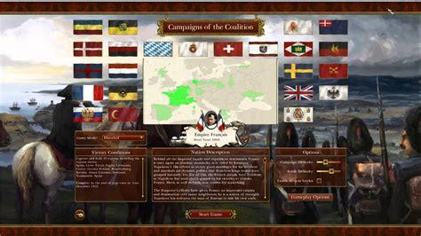 future series faction survey napoleon total war youtube