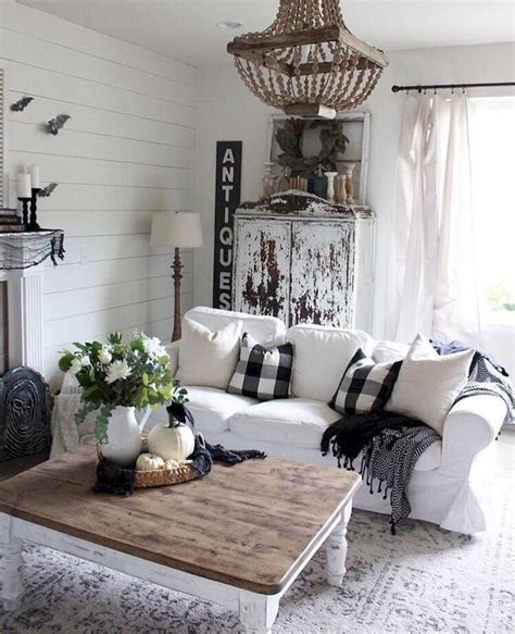 Rustic Living Room Furniture Canada by 04 Cozy Modern Farmhouse Living Room Decor Ideas In 2019