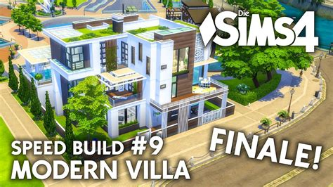 Sims 4 Moderne Häuser by Moderne Villa Bauen Inspirierend Gro 223 Es Die Sims 4