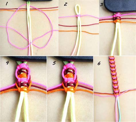 How To Make Hemp Bracelet Patterns Different Ways To Make