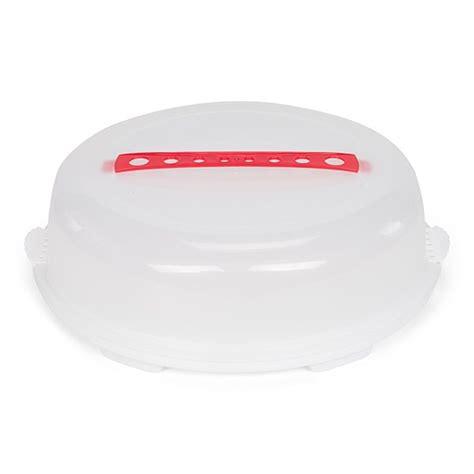 code promo amazon cuisine boîte de transport pour gâteau ronde 36 cm boîtes et accessoires de conservation ustensiles