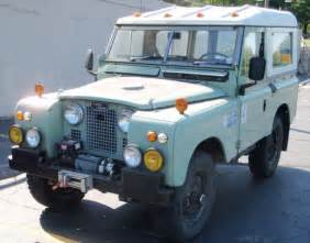 Land Rover Series Ii Land Rover Defender Series Ii 1967