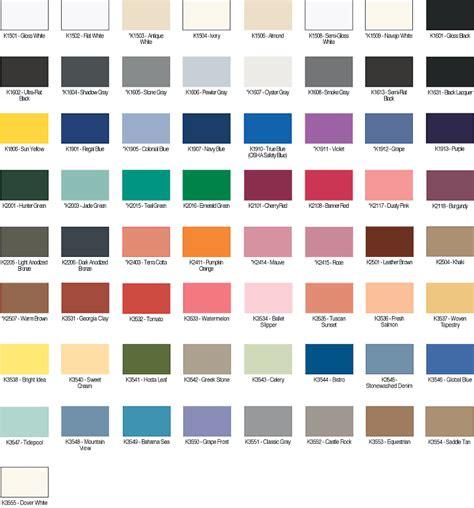 kwal paint color sles kwal color paint chart home design paint