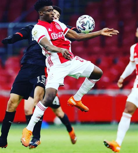 Ghana star Kudus Mohammed happy to back for Ajax after ...