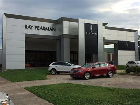 ray pearman lincoln huntsville al  car dealership