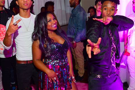 lauren young lse 187 lil wayne s daughter reginae carter s super sweet 16