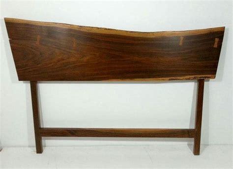 Walnut Brown Wood Barrett Queen Bed V3 Apartment Inspiration