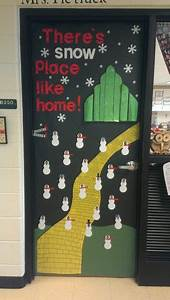 Wizard of Oz December/January door | Bulletin Boards and ...