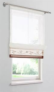Raffrollo Mit Klettband : raffrollo sorel my home mit klettband kaufen otto ~ Watch28wear.com Haus und Dekorationen