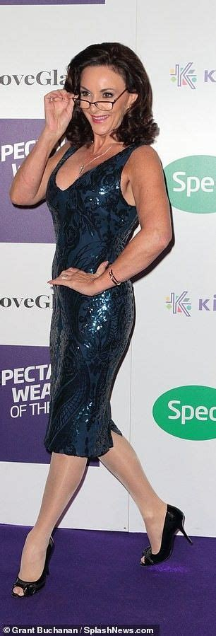 Pin by Whatever on Shirley Ballas | Shirley ballas, Blue ...