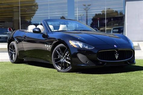 Maserati Lease And Finance Specials