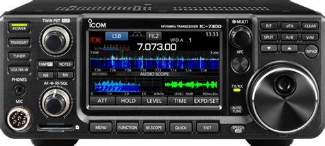ICOM IC-7300 HF Plus 50 MHz Transceivers IC-7300 - Free ...