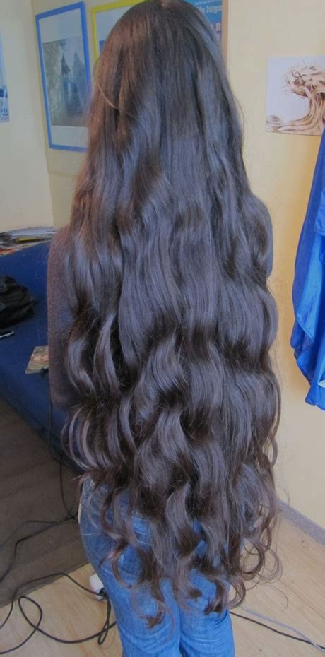 hairstyles   thick long hair