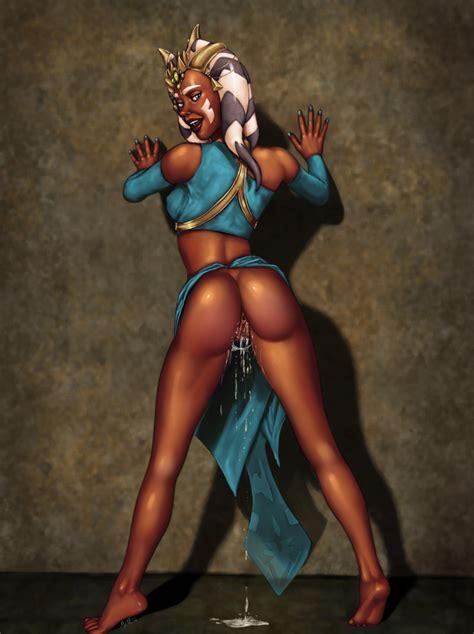 Slave Ahsoka By Umbrafox Hentai Foundry