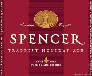 Spencer - Trappist Holiday Ale - mybeerbuzz.com - Bringing ...