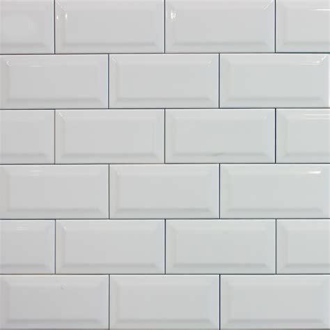 distressed white white metro tile womag