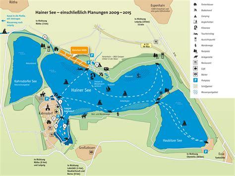 Goitzsche Radweg Karte