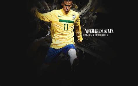Sports Soccer Brazil Silva Brazilian Football Star Santos