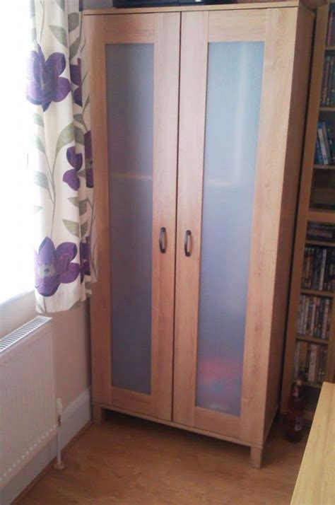 Broom Cupboard Ikea by Ikea Hack Austmarka Wardrobe To Broom Cupboard Home