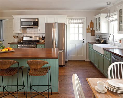 kitchen design   budget cottage journal