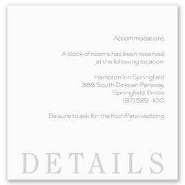 wedding accommodation cards invitations by dawn With examples of wedding accommodation cards