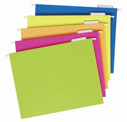 Folders Hanging Pendaflex Colors Assorted Box Folder