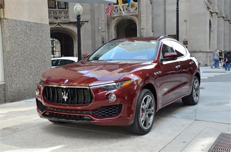 Used Maserati Chicago by Used 2017 Maserati Levante S S For Sale Special Pricing