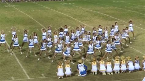 clovis high pep  cheer teams football unity