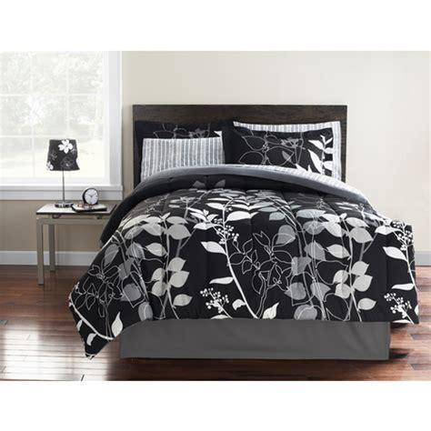 bed sets walmart hometrends orkasi bed in a bag bedding set reversible