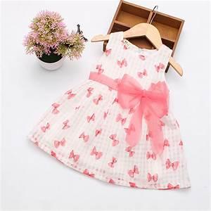 2016 Super Deal Summer Cotton Baby Dress Princess Dress ...